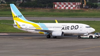 A picture of JA11AN - Boeing 737781 - Air Do - © HHD0221