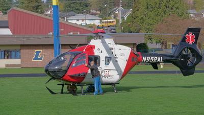 N952AL - Eurocopter EC 135T2+ - Airlift Northwest