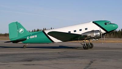 C-GWIR - Douglas DC-3 - Buffalo Airways