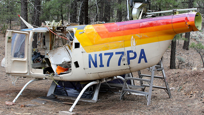 N177PA - Bell 206L-1 LongRanger - Papillon Grand Canyon Helicopters