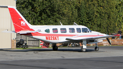 N828KT - Piper PA-31-350 Chieftain - K2 Aviation