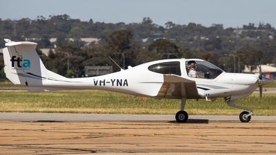VH-YNA - Diamond DA-40 Diamond Star - Flight Training Adelaide
