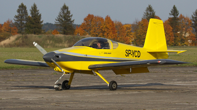 SP-YCD - Vans RV-7A - Private