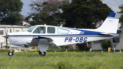 PR-OBG - Beechcraft E33A Bonanza - Private
