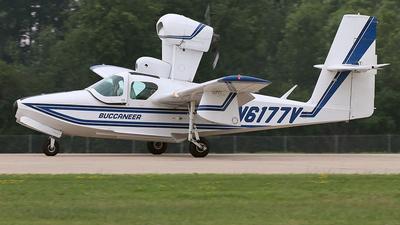 N6177V - Lake LA-4-200 Buccaneer - Private