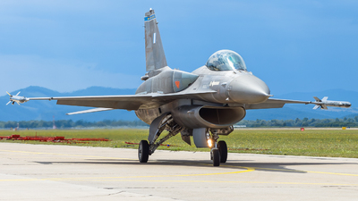 506 - General Dynamics F-16C Fighting Falcon - Greece - Air Force