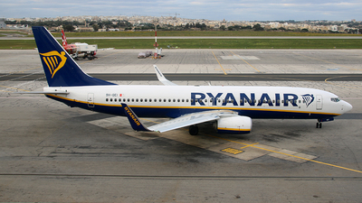 A picture of 9HQEI - Boeing 7378AS - Ryanair - © Maria CP