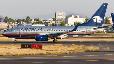 XA-VAM - Boeing 737-752 - Aeroméxico