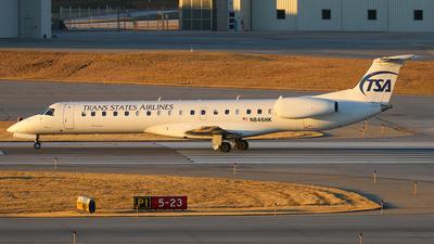 N846HK - Embraer ERJ-145LR - Trans States Airlines