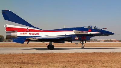 06 - Chengdu J10A - China - Air Force