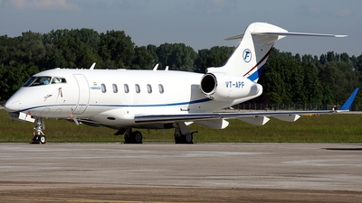 VT-APF - Bombardier BD-100-1A10 Challenger 300 - Private