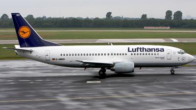 D-ABEO - Boeing 737-330 - Lufthansa