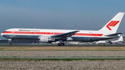 PH-MCG - Boeing 767-31A(ER) - Martinair Holland