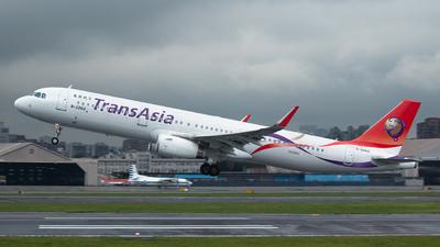 B-22612 - Airbus A321-231 - TransAsia Airways