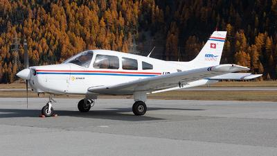 HB-PHV - Piper PA-28-161 Warrior II - Aero Locarno