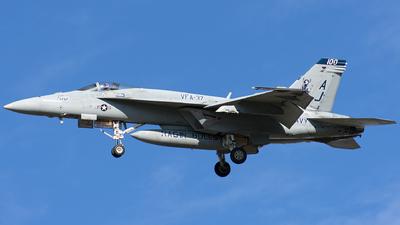 165787 - Boeing F/A-18E Super Hornet - United States - US Navy (USN)