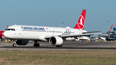 TC-LSZ - Airbus A321-271N - Turkish Airlines