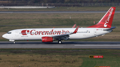 TC-TJL - Boeing 737-86J - Corendon Airlines