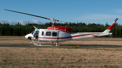C-GZOH - Bell 212 - Vancouver Island Helicopters