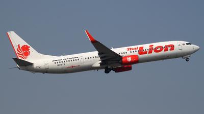 HS-LTS - Boeing 737-9GPER - Thai Lion Air