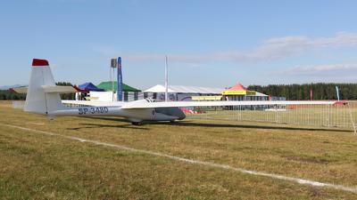 SP-3480 - SZD 50-3 Puchacz - Aero Club - Nowy Targ