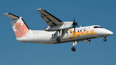 A picture of CGJMO - De Havilland Canada Dash 8100 - [079] - © Rod Dermo