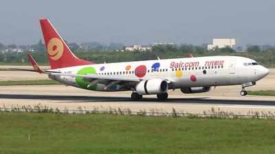 B-1552 - Boeing 737-86X - 9Air
