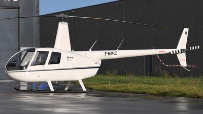 F-HMCE - Robinson R44 Raven - Private