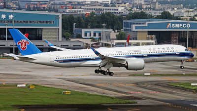 A picture of B320S - Airbus A350941 - China Southern Airlines - © YuPeng Liu