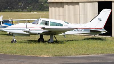 A picture of VHGKA - Cessna T310R - [310R1430] - © Gavan Louis