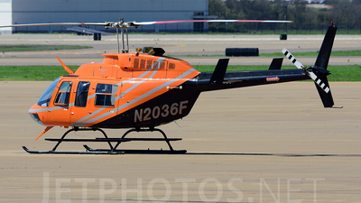 N2036F - Bell 206L-4 LongRanger - Bell Helicopter Textron