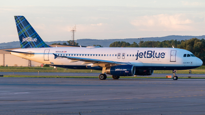 N554JB - Airbus A320-232 - jetBlue Airways