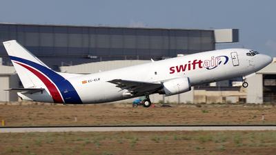 EC-KLR - Boeing 737-3Q8(SF) - Swiftair