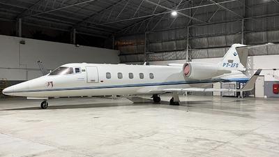 PT-XFS - Bombardier Learjet 60 - Weston