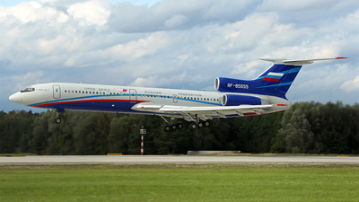 RF-85655 - Tupolev Tu-154M-LK-1 - Russia - Air Force