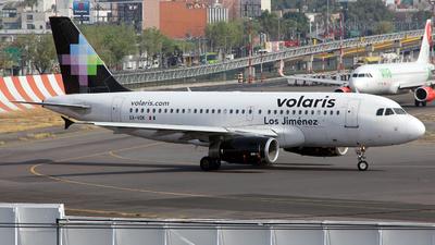 XA-VOK - Airbus A319-133 - Volaris
