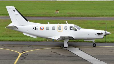 78 - Socata TBM-700A - France - Air Force