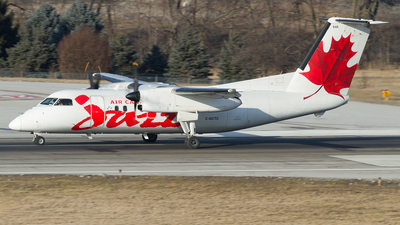 C-GCTC - Bombardier Dash 8-102 - Air Canada Jazz