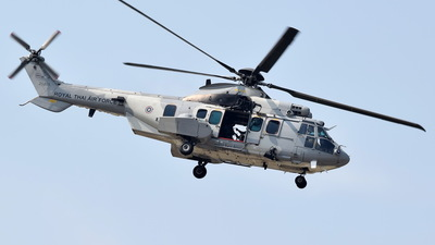 H11-5/59 - Eurocopter EC 725AP Caracal - Thailand - Royal Thai Air Force