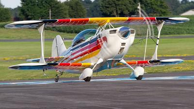 N55JT - Christen Eagle II - Private
