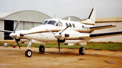 PP-EFC - Beechcraft E90 King Air - Brazil - Government of Goias State