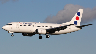 YU-AOV - Boeing 737-341 - Jat Airways