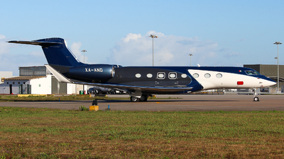 XA-AND - Gulfstream G650 - Private