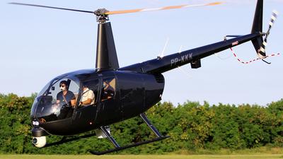 PP-KKK - Robinson R44 Raven II - Private