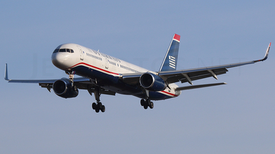 N935UW - Boeing 757-2B7 - US Airways