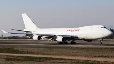 N702CK - Boeing 747-4B5F(SCD) - Kalitta Air
