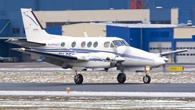 OH-BEX - Beechcraft C90 King Air - Scanwings