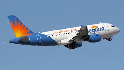 N330NV - Airbus A319-111 - Allegiant Air