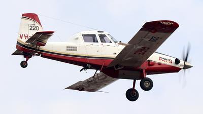 VH-LIH - Air Tractor AT-802 - Pay's Air Service