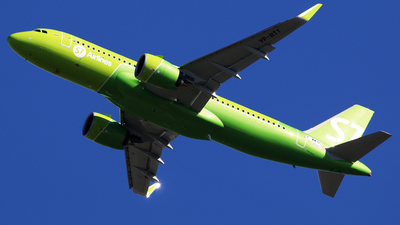 F-WWDG - Airbus A320-271N - S7 Airlines